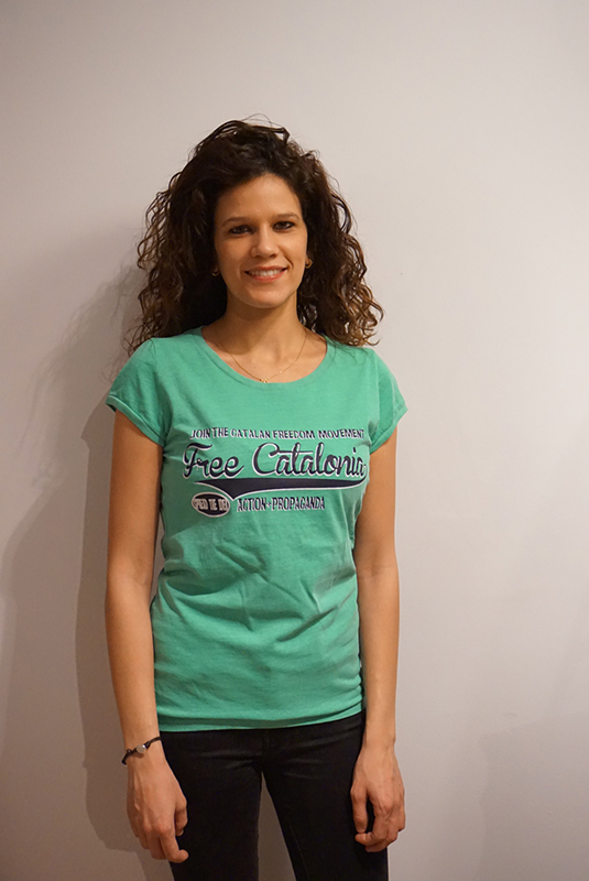 Aqua Green Dry Freecatalonia T-Shirt
