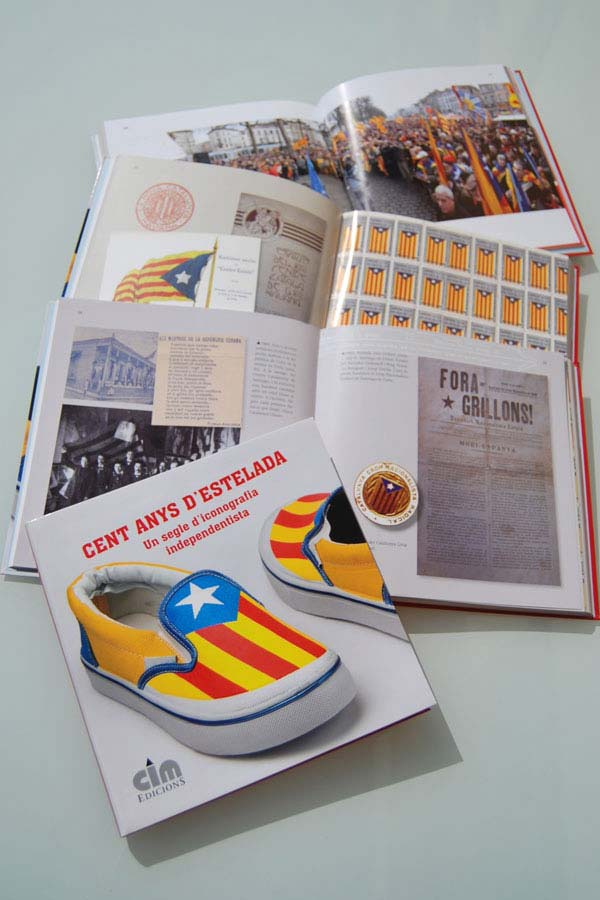 100 years of estelada - A century of independence iconography